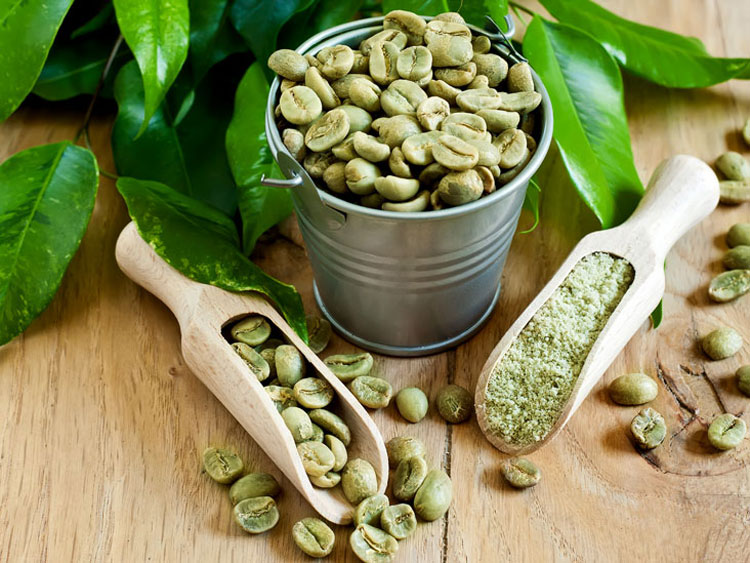 لاغری در كوتاه ترين زمان با قهوه سبز